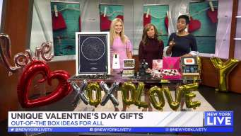 Unique Valentine Gifts for the Guy, Gal or Pet in Your Life