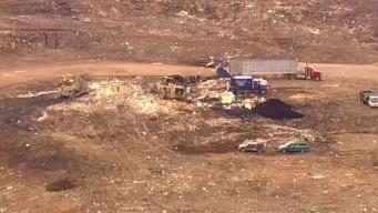 Keegan Landfill Emitting Rotten Egg Odor, Residents Say