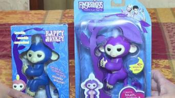 Warning About Counterfeit Fingerlings Toys