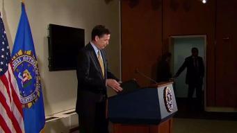Watchdog Slams Comey in Anticipated DOJ Report