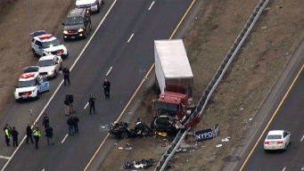 Cop Hurt in Staten Island Wrong-Way Crash Released From Hospital