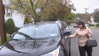 Woman Ticketed After Paying for Parking