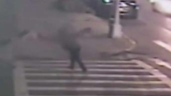 Woman Walking With Cane Knocked Down in Violent Robbery