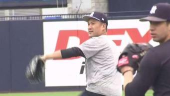 Yankees Start Spring Training in Florida