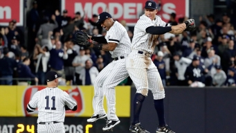 Yankees Top Twins 8-4, Head to ALDS