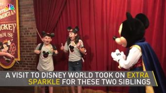 Mickey Mouse Helps Kids' Adoption Dreams Come True