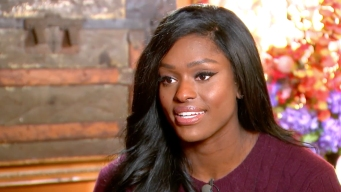 Olympian Aja Evans Comes From a Family of Athletes