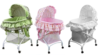Thousands of Bassinets, Cradles Recalled Due to Suffocation Risk