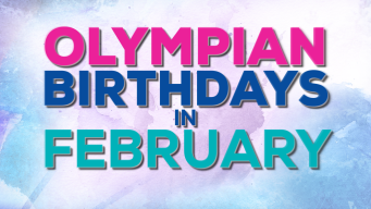 Celebrate February Birthdays for Team USA