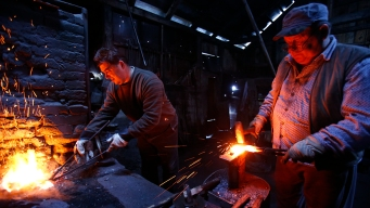 Calling All NYC Blacksmiths: Get Paid $100,000 a Year