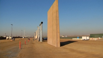 Despite Criticism Trump Says Border Wall Will Pay for Itself