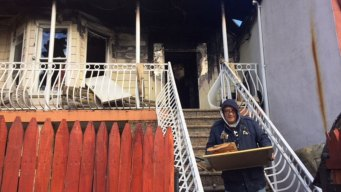 2 Seriously Hurt in NYC Apartment Fire: FDNY