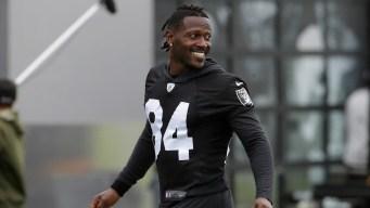Cut by Raiders, Antonio Brown Is a Patriot on Eve of Opener