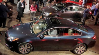 Buick Unveils New Cars