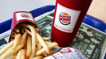Burger King Drops Soft Drinks From Kids' Meals