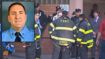 FDNY Firefighter Killed in Line of Duty Remembered as 'Hero'