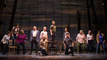 'Come From Away' Tackles Horrific 9/11 With Hope, Laughter