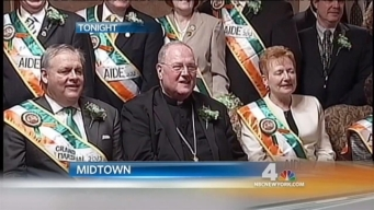 Frank Comerford Named St. Patrick's Day Parade 2012 Grand Marshal