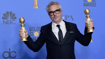 Alfonso Cuaron Wins With 'Roma' at Golden Globes