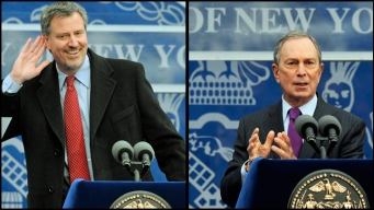 Next NYC Mayor 10 Inches Taller Than Bloomberg