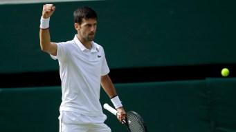 Djokovic Edges Federer in 5 Sets for 5th Wimbledon Trophy