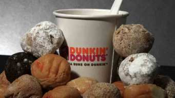 Dunkin' Drops Food-Coloring Additive