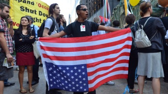 One Year Later, Occupy Movement Struggles