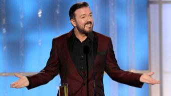Golden Globes: Gervais' Best Hollywood Jokes