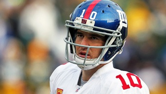 The Giants Are Eli's Team Now