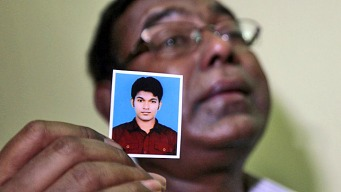 "Dad of Alleged Plotter: Son Is ""Gentle"""