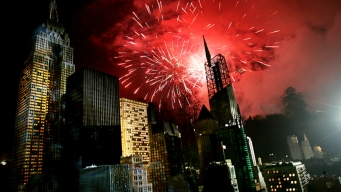 Best Places to Watch the New Year's Eve Fireworks