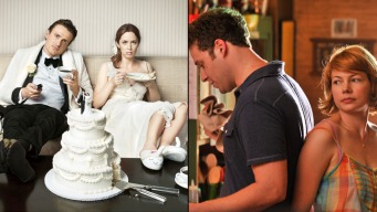 2 Views of Marriage at Tribeca