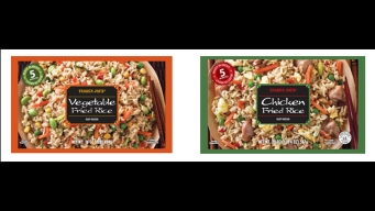 CRF Frozen Food Recall Affects More Products