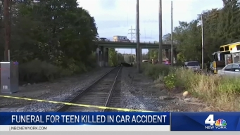 Funeral for Teen Killed in Fiery NY Car Accident