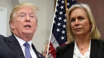 Trump Attacks NY Senator in What She Calls a 'Sexist Smear'