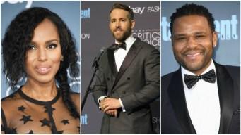 Stars Flock to Social Media Following Golden Globe Noms