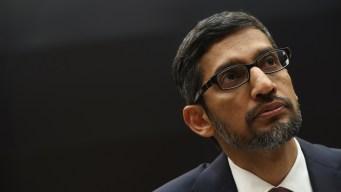 Hints of Democratic Agenda as Google CEO Testifies