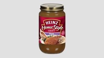 Heinz Voluntarily Recalls Pork Gravy After Labeling Issue