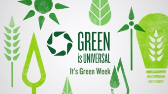 Welcome to Green Week