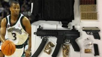 NBA Vet Telfair's Sister Arrested for Alleged Witness Threat