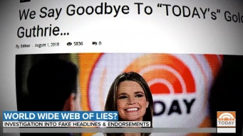 Savannah Guthrie Is Not Starting a Skincare Line — Inside the Fake Ad Scam