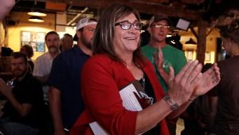 Vermont Nominates 1st US Transgender Candidate for Governor