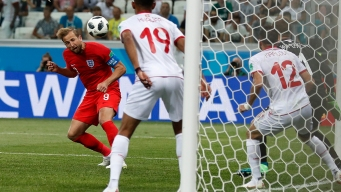 Kane Clinches England Victory With Late Header