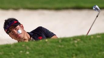 Matsuyama Earns Spot in U.S. Open