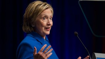 Clinton Urges Backers to 'Stay Engaged'