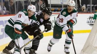 Islanders Beat Wild