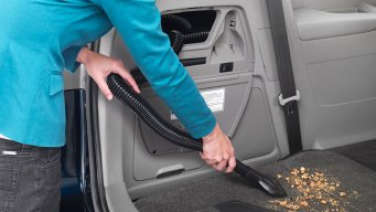 The Minivan With Its Own Vacuum