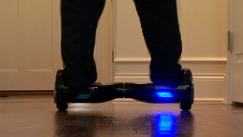 'Hoverboards' Are Illegal in NYC: Report
