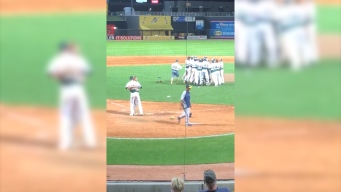 High School Pitcher's Action Shows Sportsmanship at its Best