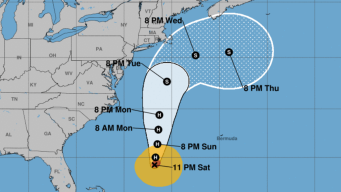 Tri-State Braces for Rough Surf From Hurricane Jose